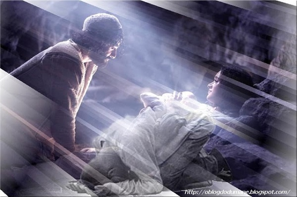nascimento de jesus luz