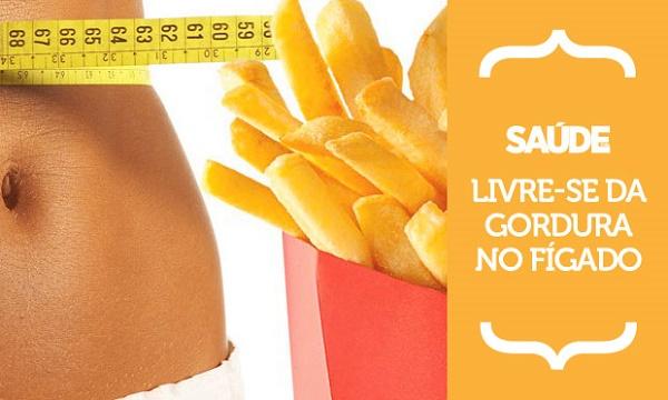 fígado sem gordura